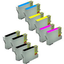 10 tinta COMPATIBLES NON-OEM para usar en Epson  RX420 RX 420 RX425 RX 425 RX520