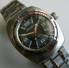 Russische mechanische Uhr. Automatik. Vostok. Design 1967. DIVER. 20 ATM.