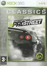 NEED FOR SPEED PROSTREET XBOX 360 GAME