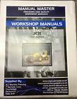 JCB Loadall 520,525,530,540 Telehandler  Workshop Manual, - FREE 24HR DELIVERY