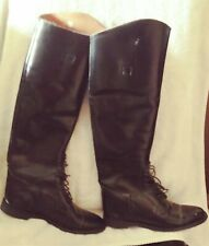 The Emerson Boot 5430 English Equestrian Riding Boots Size 7M
