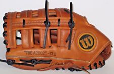 Wilson A2002 XLO Baseball Glove LHT Great Condition! W/Kit OMG! WOW! JAPAN