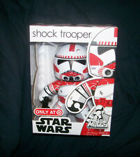 Hasbro Mighty Muggs Exclusive Star Wars Shock Trooper Figure MIB Brand NEW