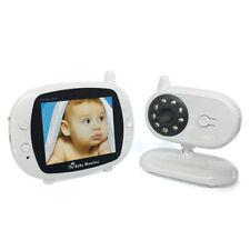 "2 Way Audio 2.4G 3.5"" Digital Wireless Video Baby Monitor Night Vision Camera"