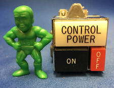 GM/EMD E30DY15 Compact Push Btoon Interlock Switch EMD: 9333301