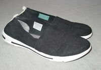 Rockport Womens Rock On Air Slip On Comfort Lightweight Shoes Black Size 11