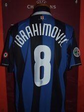 IBRAHIMOVIC INTER 2006/2007 MAGLIA SHIRT CALCIO FOOTBALL MAILLOT JERSEY SOCCER