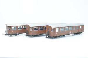 Roco H0e Gauge - 34030 Set of 3 Ötscherbär Coaches - Mint Boxed
