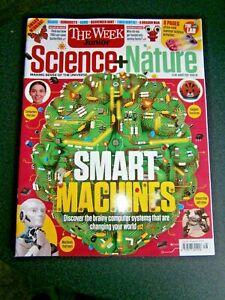 The Week Junior Science & Nature Magazine August 2021
