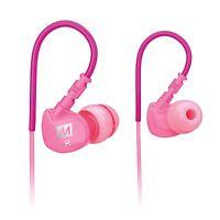 MEElectronics Sport-Fi Memory Wire M6 Stereo Headset Headphone In-Ear Earphone