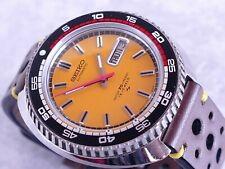 Seiko Rally 7006-8030 Automatic ,january 1972 , mint condition