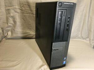 Dell OptiPlex 3010 MT 8GBs Ram, 120GB SSD, 500GB HDD, Windows7 Pro