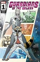 Guardians of the Galaxy #1 Two Per Store Premier Variant 1st Print Donny Cates