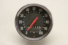 Original International Harvester Scout 100MPH Speedometer Gauge Mount IHC