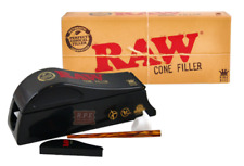 RAW rolling papers Loader shooter Filler for King Size PreRolled CONES New