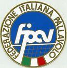 ADESIVO/STICKER * Fipav : FEDERAZIONE ITALIANA PALLAVOLO *