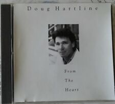 DOUG HARTLINE rare FROM THE HEART CD 1989 good guys finish ELEANOR RIGBY la lola