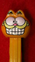 1980s) PEZ DISPENSERS / Garfield / WILL COMBINED POSTAGE