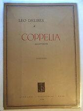"""Leo Delibes : """" COPPELIA """" Ballettsuite"""