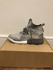 Adidas Tubular High Top Sneakers Grey Size Uk 8.5