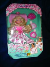 New / Vintage 1992 ~~ # 0791  PEPPERMINT ROSE ~*~  MIB ~*~ NEW IN BOX ~*~ MATTEL