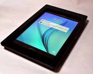 Samsung Galaxy TAB A 10.1 Anti-Theft Security Acrylic Kit for Kiosk, POS, Store