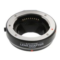 Auto Focus Lens Mount Adapter Ring for Four Thirds 4/3 Lens for Olympus OM K7Y3