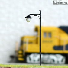 20 pcs OO HO Scale Lamp LEDs made Model Lamppost long life Light few hot #Y0511