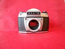 EXA 1b Dresden Korpus  Spiegelreflexkamera Kamera
