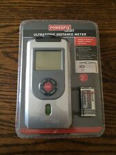 Powerfix Profi Multi Ultrasonic Distance Meter Laser