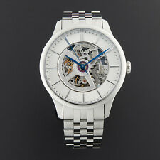 NIB Perrelet First Class Skeleton Automatic on Bracelet, MSRP: $6995, 10+ Pics