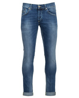 Dondup Jeans Uomo RITCHIE (GEORGE) UP424 DS0050 U48 , Nuovo e Originale , SALDI