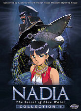 Nadia, The Secret of Blue Water - Collection 1 (Vols. 1-5 + 2 CD soundtracks), A
