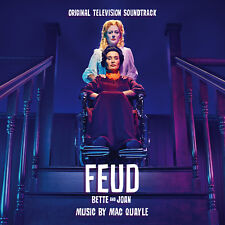 FEUD: BETTE AND JOAN Soundtrack CD Mac Quayle TV Score LA-LA LAND Ltd Edition!