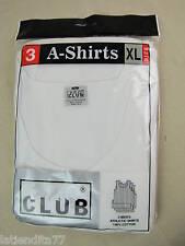 PROCLUB A-Shirt 3 per pack Size XL NWT FAST SHIPPING