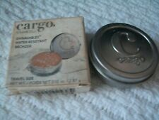 Cargo Cosmetics Swimmables Water Resistant Bronzer Travel Size 0.10oz/2.87g
