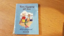 peter tiggywig at sea / helen haywood HB 1959 1st