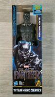 BLACK PANTHER Marvel Titan Hero Series 12 Inch Hasbro Avengers Action Figure New