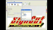 Signcut Pro  software plotter cutters instant download