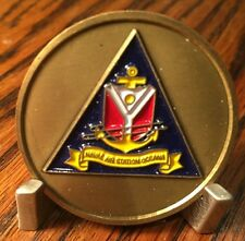 US Naval Air Station Oceana  Challenge Coin