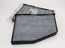 Original Cabin Filter Activated Carbon Pollen Filter 1K1819653B Golf V Touran