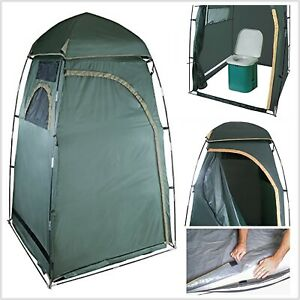 Portable Outdoor Pop-up Toilet Dressing Fitting Room Privacy Shelter Shower Tent