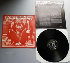 Slaughter And The Dogs - Cranked Up Really High 1995 Captain Oi Compilation LP
