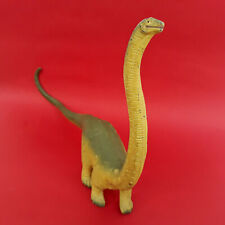 Diplodocus by Salvat Editores 2001 large solid rubber figure dinosaur from Spain