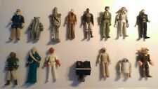 Star Wars Vintage Figures Job lot of 25 Including R2D2 Darth Vader Obi Wan Luke
