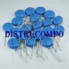 Panasonic ZNR Serie Metal óxido Varistor 770pF 50 A 340 V 200 V Varistor de sujeción