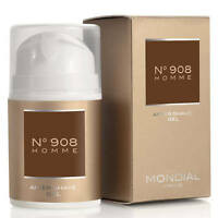 Mondial N°908 Homme After Shave Gel 50ml Classic Post Shave Fragrance Men Sensit