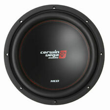 "New Cerwin-Vega XED12V2 XED12 1000W MAX  12"" SVC 4 Ohm Car Audio Subwoofer"