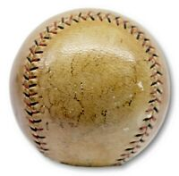 Pie Traynor Llyod Waner Paul Waner Signed Autographed ONL Baseball W/ Case JSA