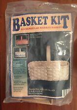 JADVICK ENTERPRISES BASKET KIT BEGINNER #73089 1994 Market Basket